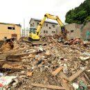 Phá dỡ công trình xây dựng, nhà xưởng, đập phá nhà cũ